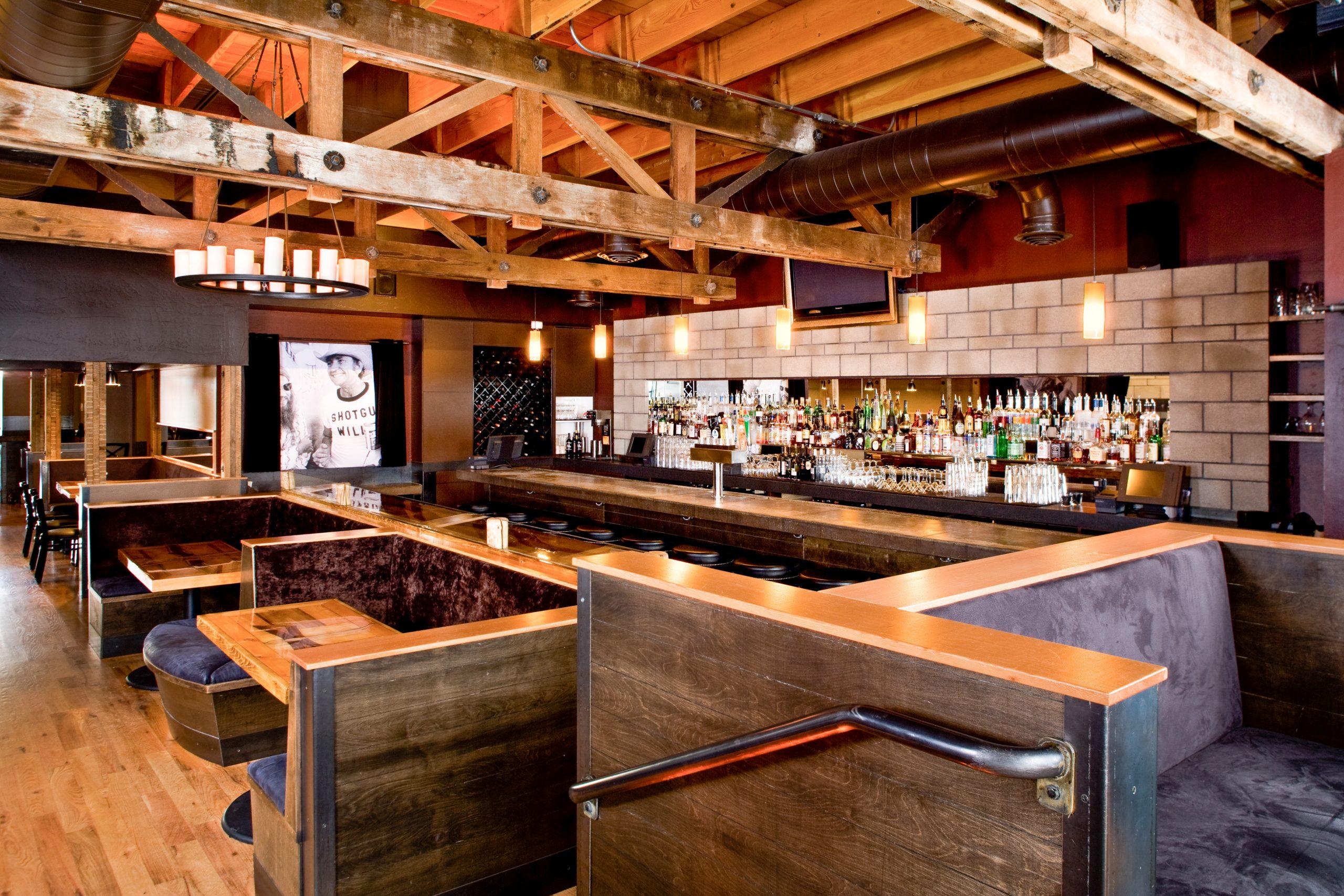 james bar commercial remodel